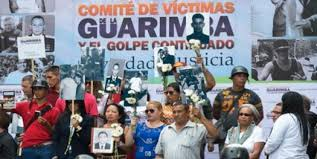 Victims guarimba