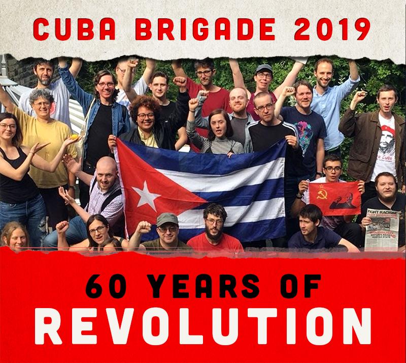 Cuba Brigade 2019