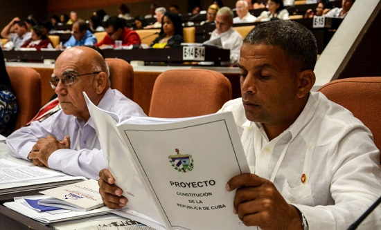 cuba constitution
