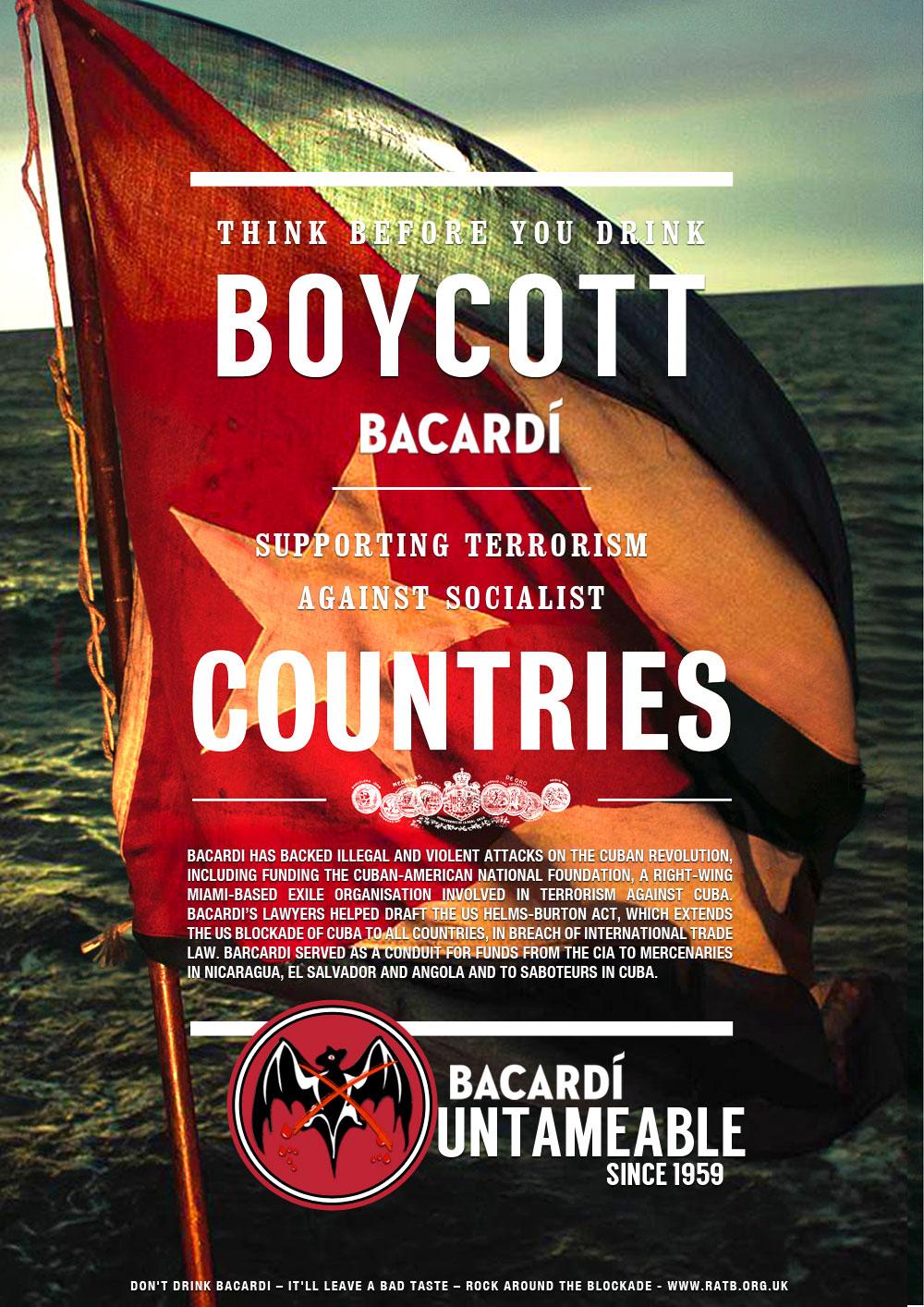Bocott Bacardi