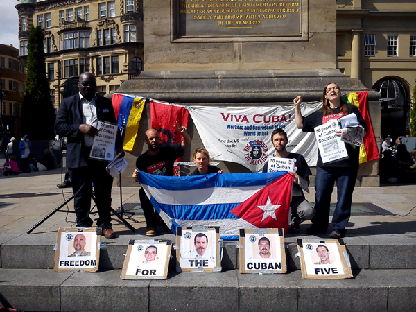 Celebrating the Cuban Revolution